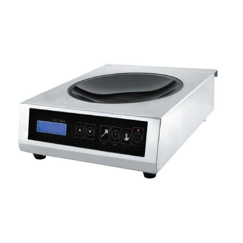 Placa cocina inducci n wok profesional for Cocina induccion precio