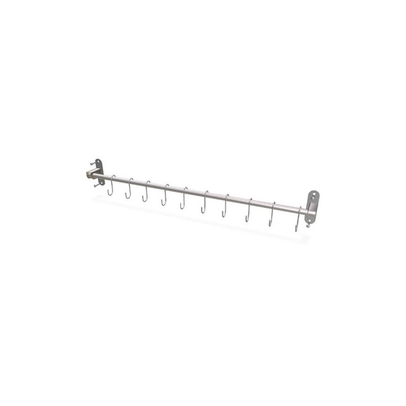 Colgador para utensilios de cocina 75 cm for Colgador utensilios de cocina