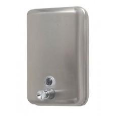 Dosificador jabón 1L. Satinado