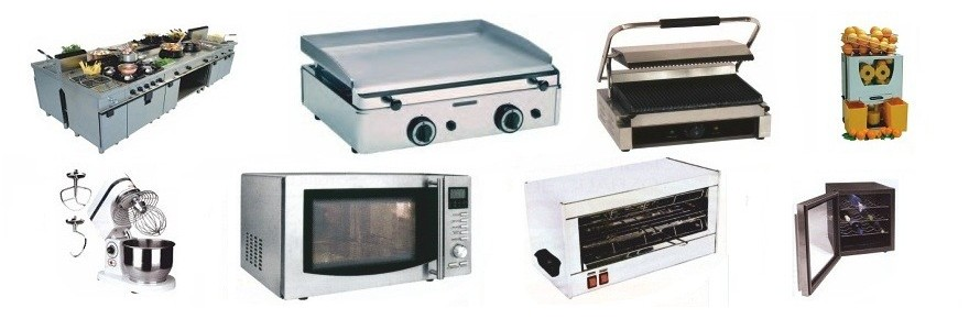 Peque a maquinaria y electrodomesticos for Menaje hosteleria