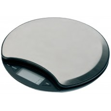 Round kitchen scale