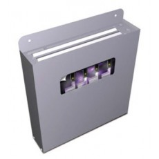 Knives by ozone sterilizer for surface mounting