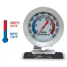 Thermometer with Base oven
