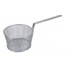 Professional cooking mesh basket 28 cm