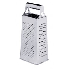 Grater 4 Faces Stainless Steel