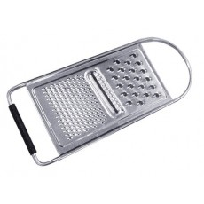 Grater 3 Uses with Non-Slip Rubber