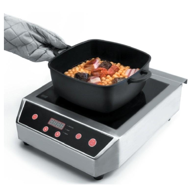 Placa cocina inducci n profesional - Placa de cocina ...