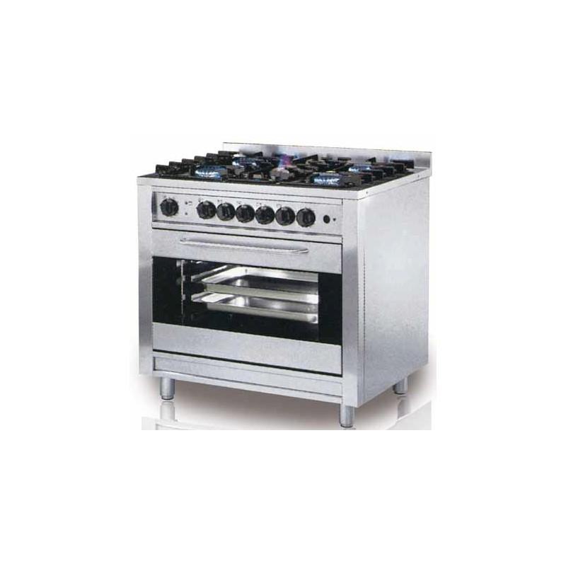 cocina encimera m s horno