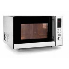 Microwave oven with tray swivel with Grill 21 liters