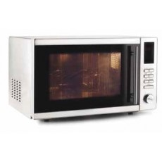 Microwave oven with tray swivel and Grill 25 litres