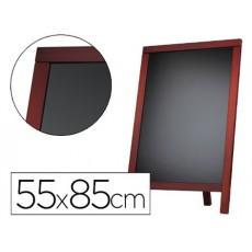 Black slate 85 x 55 cm