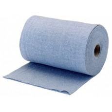 Rollo bayeta textil punto azul