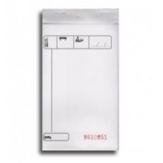 Checkbook 50 notes - Original and copy - 10 units