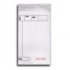 Checkbook 50 notes - Original and 2 copies - 10 units