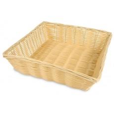 Basket bread square 26 x 26 cm