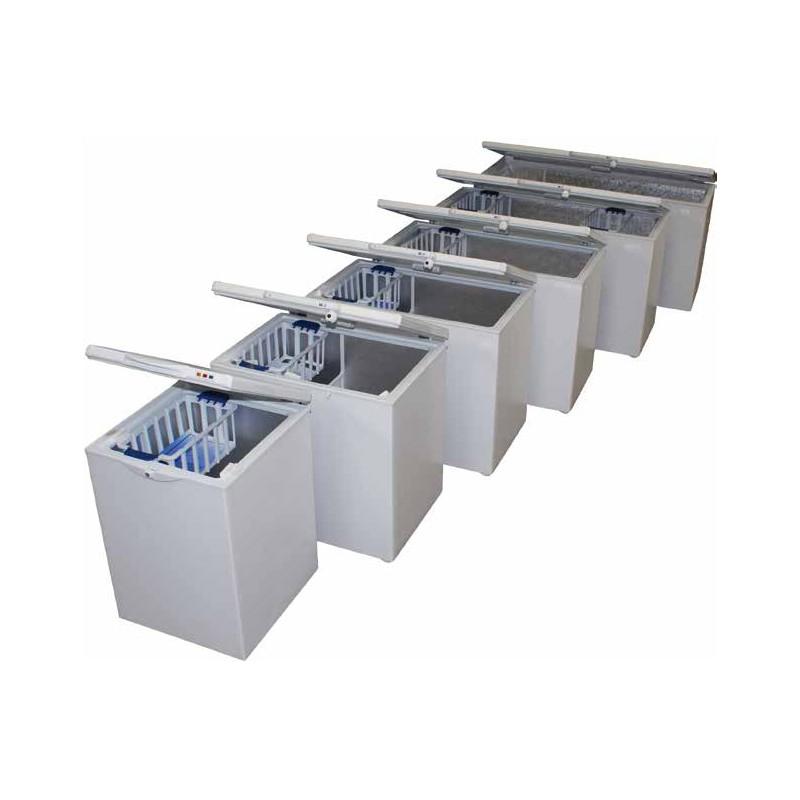 Arc n congelador 89 cm puerta abatible for Arcon congelador a