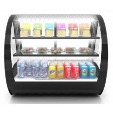 Display case refrigerated VV