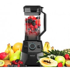 Power Black Titanium 200 Pro Glass Blender