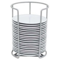 Tray stacking support