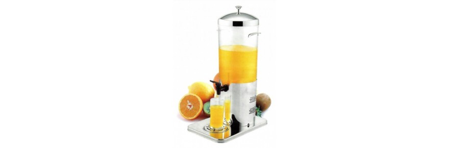 Food and beverage dispensers