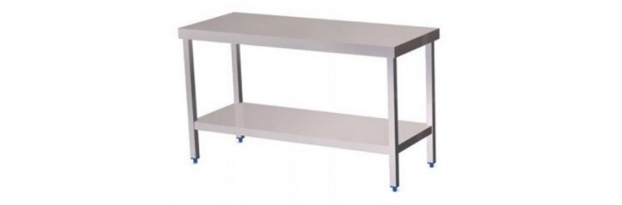 Center tables with shelf