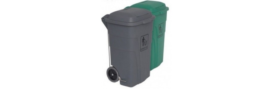 Buckets and large capacity bins